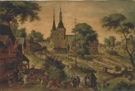 La Kermesse de Bailleul par Jacob Savery le Jeune(1592-1627)