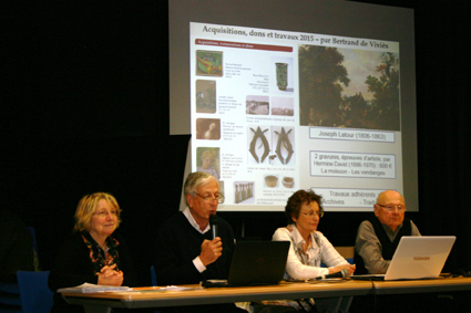 AG du 8 avril 2016 de la SAMP de Gaillac