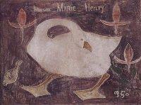 L'oie - Gauguin