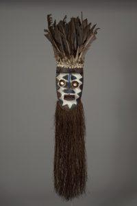 Masque Kru / © Musée Africain de Lyon
