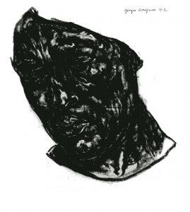 Dorignac Georges 1879-1925 Masque