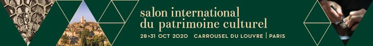Salon du Patrimoine 2020